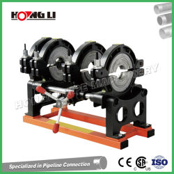 معدات Hongli أنبوب لحام آلة أنبوب كهربائية أنبوب أنبوب Fusion لـ PP Pb PVDF (HL-160D4) /سعر المصنع