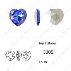 水晶中心の宝石類のアクセサリポイント背部緩い石造りのペンダント