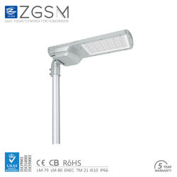 La autopista de la luz de la calle 200W regulable LED iluminación inteligente CE CB ENEC RoHS aprobación
