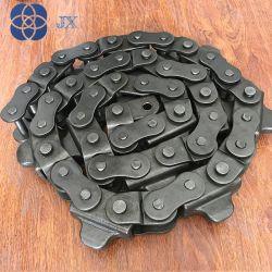 El hierro forjado con el perro de la cadena de transmisión Caterpillar