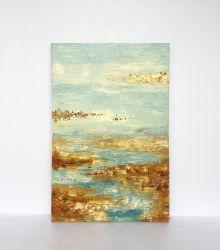 注文の現代家の装飾の景色のハンドメイドのオイル絵画