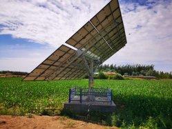 Sistema de Panel solar de 12kw Dual-Axis Seguimiento Solar el sistema de generación de energía