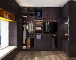 유럽 호화스러운 현대 작풍을%s 가진 Holike 침실 가구 피복 옷장