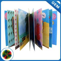 Kundenspezifisches glattes Laminierung-Vorstand-verbindliches Buch für Kinder