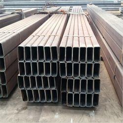 Tubo quadrato d'acciaio galvanizzato del materiale da costruzione del tubo del diametro di 20mm