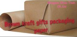 150gsm castanho reciclado dons Kraft, Papel de embalagem para venda