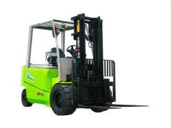 نظام الدفع الثنائي ذو العجلات الأربع Ef450 SMART الصغير الذكي ذو العجلات 5t 5000kgs شاحنة رافعة شوكية للبطارية مع قطع الغيار