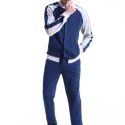 Ropa deportiva al aire libre personalizados de los hombres traje tejido
