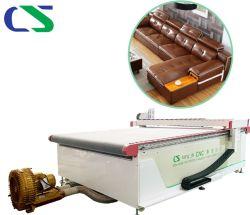 Hot Sale d'alimentation automatique de machines CNC Couteau oscillant Stikcer Feuille de mousse en carton Machine de découpe de la publicité