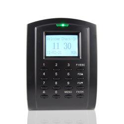 Controle de acesso ao cartão de RFID com LCD e Software-Sc103