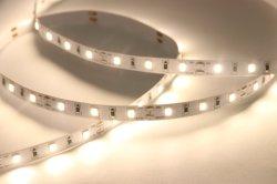 12V/24V signe personnalisé ultra mince bande LED SMD2835 Lumière de corde de bandes 120LED/M Bande LED Lampe Bande de profilés en aluminium étanche de lumière à LED RVB 2835 Bande LED