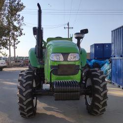 De Gebruikte Tractoren 110HP 120HP van uitstekende kwaliteit van de Machines van het Landbouwbedrijf 90HP 100HP 4X4
