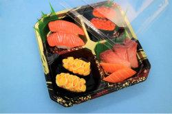 Comida descartáveis Sushi Caixa de Embalagem