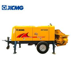 XCMG Schwing amtlicher des Hersteller-82kw kleiner Schlussteil eingehangener mobiler Betonmischer Betonpumpe-des LKW-Hbt5008K mit Abgabepreise