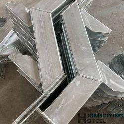 Traversa strutturale d'acciaio galvanizzata saldata