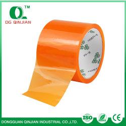 Colorida adhesivo naranja cinta de enmascarar