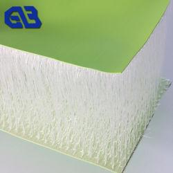 Soltar o tecido para a colagem de PVC de parede dupla
