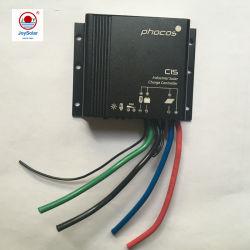 شحن نظام الطاقة الشمسية الخفيفة IP68 من طراز Cis10 بقدرة 12 فولت وقدرة 10 أمبير بقدرة 20 أمبير في الشارع وحدة التحكم