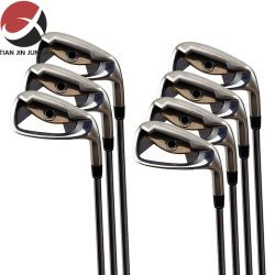 Hete Verkopende OEM Spiegel 431 van het Ijzer van het Golf Golfclub van de Douane van de Schachten van het Ijzer van het Roestvrij staal de Gietende