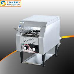 L'équipement commercial four grille-pain plat Coveyor électrique grille-pain pour le pain
