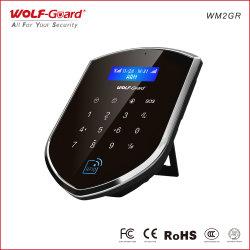 Sistema de Alarma de seguridad de 3G WiFi bricolaje intruso Alarma de seguridad inalámbrica en casa con sensor de puerta/ventana