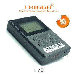 USB Digital reutilizáveis data logger de temperatura com interface USB