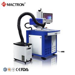革/プラスチックのための30W二酸化炭素レーザーのマーキング/彫版/印字機