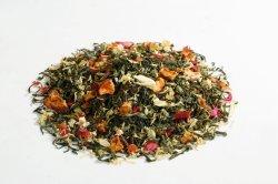 Emagrecimento Detox Tea Rose Pirâmide saquinho de chá Chá Verde