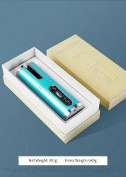 2020 Nouveau mini portable magique de rotation automatique SANS FIL RECHARGEABLE USB sans fil électrique du dispositif de courbure de cheveux automatique