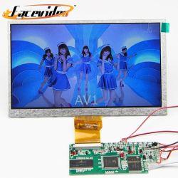 De Hoge Helderheid van Facevideo LCD van 7 Duim Scherm van de Module van de Kaart van de Module USB van de Vertoning het Video
