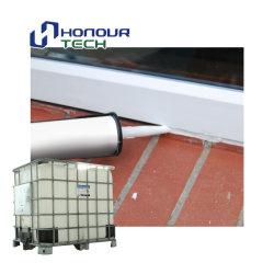 Adhesivo acrílico a base de agua para el vidrio sellante de silicona sustituye