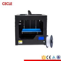 Mini 3D prego de filamentos Delta da Impressora Impressora 3D para venda com os acessórios da impressora 3D