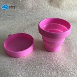 Plegable de PVC blando de silicona de la Copa de la Copa plegable