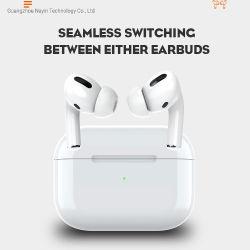 고품질에 직업 공기 깍지를 위한 무선 Bluetooth 헤드폰은 개명하고 GPS 이어폰