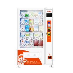 Libro de Afen cosméticos ropa máquina expendedora de Medicina de China