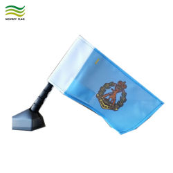 Custom Автомобильная антенна, флагов флаг (J-NF27F06002)