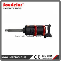 トラックのタイヤ修理Handtool 1インチの空気影響レンチUi-1210