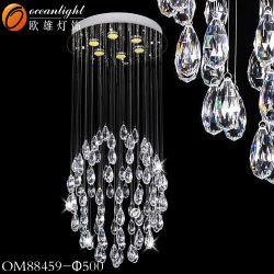 ホテル、レストランまたは世帯のための現代LEDのヘッド吊り下げ式の円形の照明