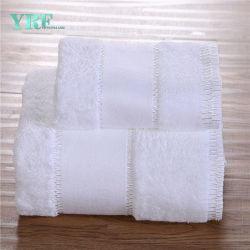 Fournisseur d'usine meilleur soft 100% coton Serviette de rouleaux de tissu