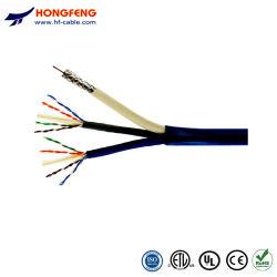 Multi-core SFTP STP CABLE UTP CAT6 Full cable LAN de cobre con Ce aprobó