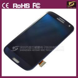 100% оригинал LCD с дигитайзером нажмите кнопку Завершить для Samsung Galaxy S3 I9300