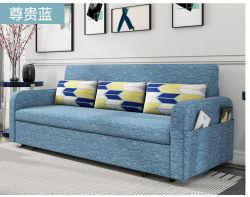 Venda por grosso de tecido de carruagem da Alavanca Multifuncional de confortável sofá-cama cama dobrável Sofá Cama Studio opcional 3 tamanhos