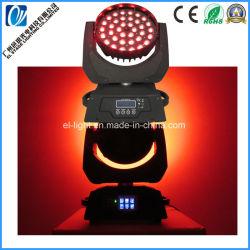 36 LEDs*21W 7in1 RGBW un indicatore luminoso capo mobile UV Lalso della lavata di porpora LED che fa LED PAR indicatore luminoso