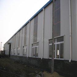 Fasten zusammengebauter Fertigstahlhochbau für Werkstatt