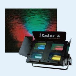 段階の照明か大きい4 4色のチェンジャーライト(MD-H005)