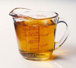 Los residuos de aceite vegetal (WVO)