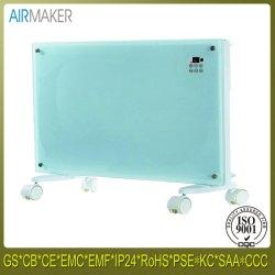 Panel de cristal eléctrico Convector calefacción con CE/CB/GS aprobado