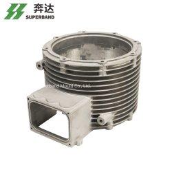 Carcasa de aluminio de fundición de aluminio, fabricante de la carcasa del motor eléctrico