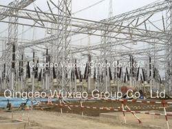Qualitäts-Stahlkonstruktion-Gebäude für Nebenstelle und anderen Aufbau