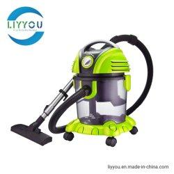 فلترة المياه، مكنسة كهربائية للاستخدام الجاف مع رطب بسعة 15 لتر لمدة الاستخدام المنزلي